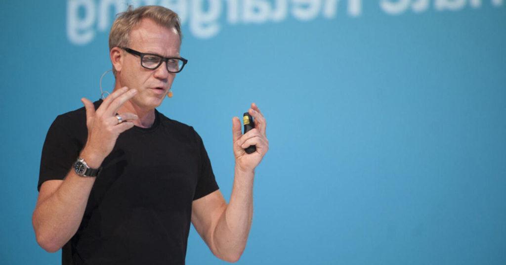 Petter Gulli foredragsholder